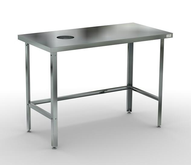 Стол для сбора пищевых отходов СРО-120/70